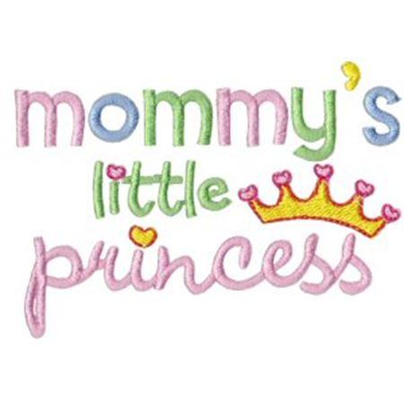 Mommy's Little Princess