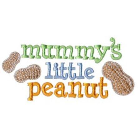 Mummy's Little Peanut