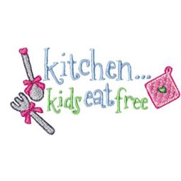 Kitchen Kids Eat Free