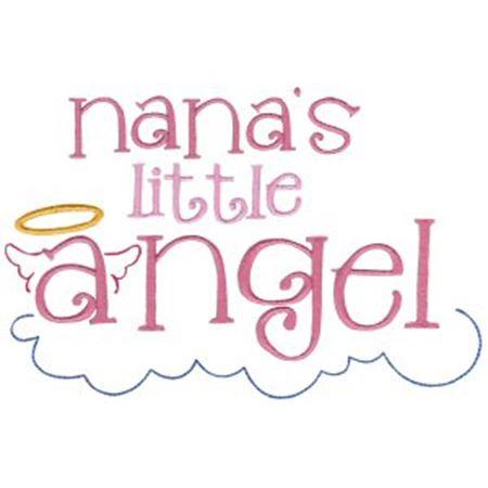 Nana's Little Angel