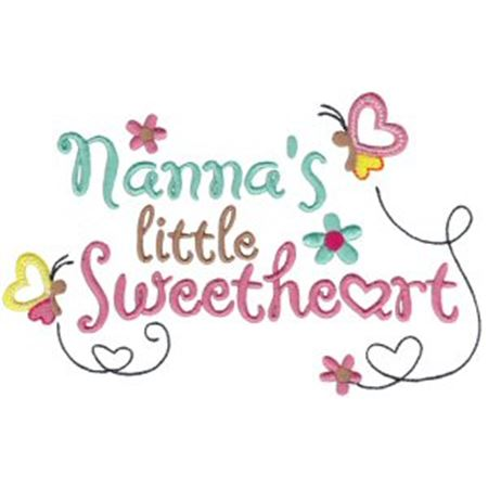 Nanna's Little Sweetheart