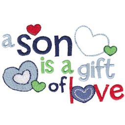 A Son Is A Gift Of Love