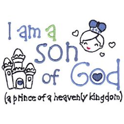 I Am A Son Of God