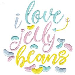 I Love Jelly Beans