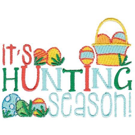 It's Hunting Season