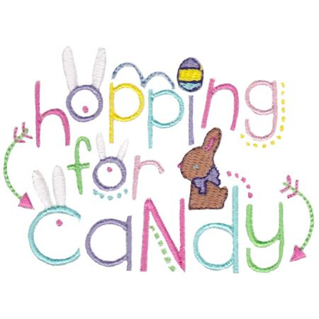 Hopping For Candy