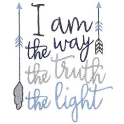 I Am The Way The Truth The Light
