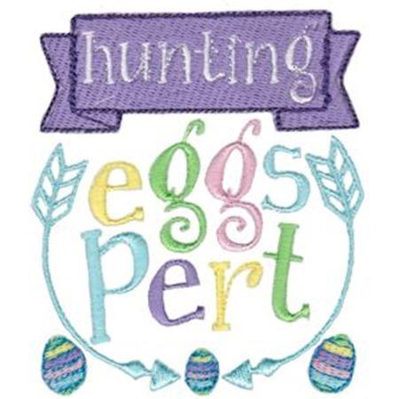 Hunting Eggspert