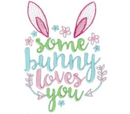 Some Bunny Love You