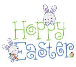 Hoppy Easter