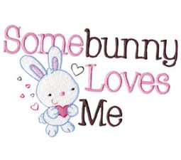 Some Bunny Loves Me