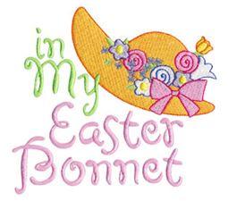 In My Easter Bonnet