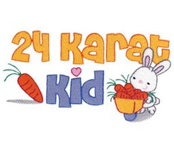 24 Karat Kid