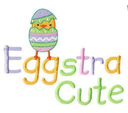 Eggstra Cute