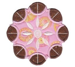Fabulous Flowers Applique 3
