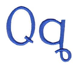 Falling Slowly Font Q
