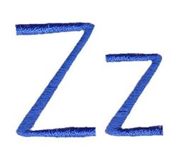 Falling Slowly Font Z