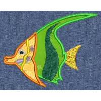 Fishies Applique