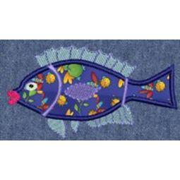 Fishies Applique 8