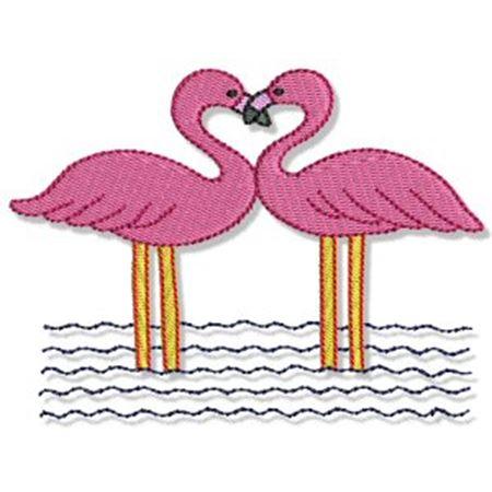 Flamingos 8