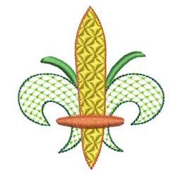 Fleur De Lis 5