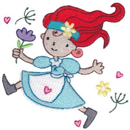 Flower Girls 6
