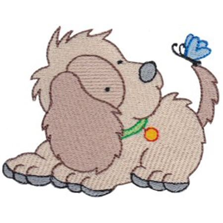Fluffy Puppies 5
