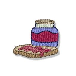 Mini Jam and Toast
