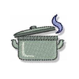 Mini Steaming Pot