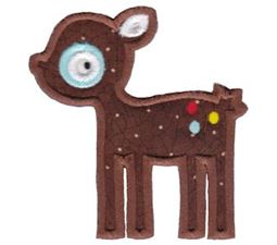 Forest Whimsy Applique 2