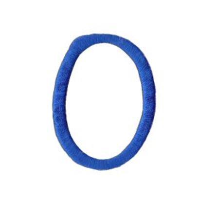 Freehand Alphabet Number 0