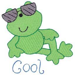 Cool Frog