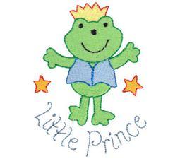 Little Prince Frog
