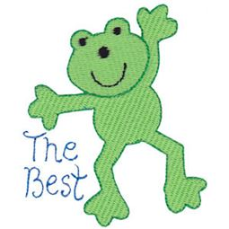 The Best Frog