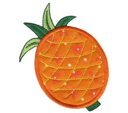 Fruit And Veg Applique 2