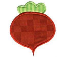 Fruit And Veg Applique 7