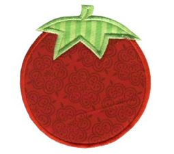 Fruit And Veg Applique 8