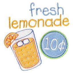 Fresh Lemonade 10c