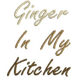 Ginger in My Kitchen 11