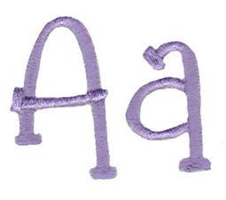 Grandmas Garden Alphabet A