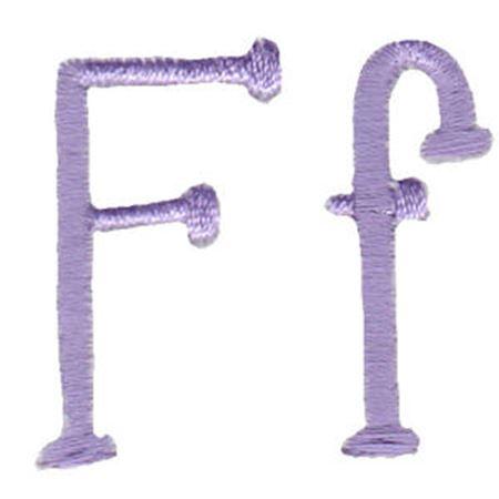 Grandmas Garden Alphabet F