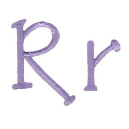 Grandmas Garden Alphabet R