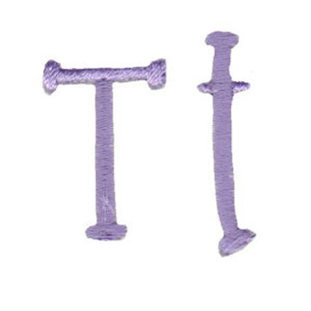 Grandmas Garden Alphabet T