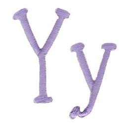 Grandmas Garden Alphabet Y
