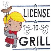 License To Grill