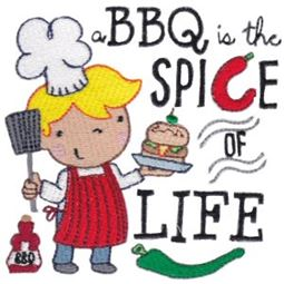 BBQ Is The Spice Of Life