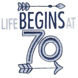 Life Begins at 70