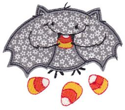 Halloween Critters Applique 4