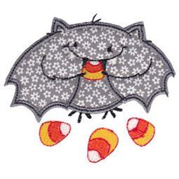 Halloween Critters Applique 4