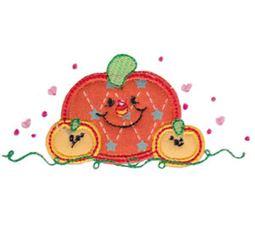 Halloween Critters Applique 8